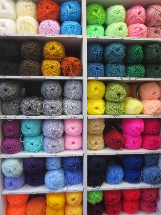 Knitting Wools